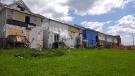 Multiple Barrie, Ont. homes were destroyed in a tornado three weeks ago. (Mike Walker/CTV News Toronto).