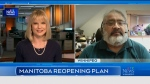 INTERVIEW: Analyzing Manitoba's reopening plans