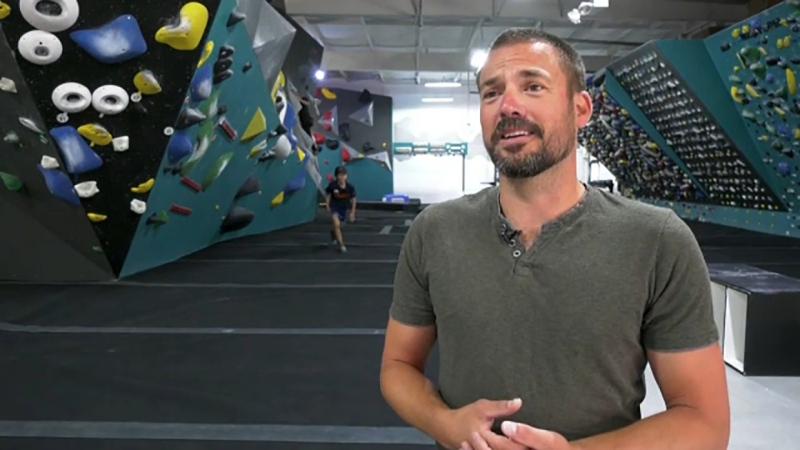Climbing is growing in popularity, especially now that it's being showcased at the Tokyo Olympics