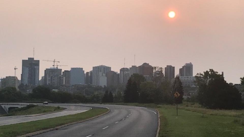 Ottawa haze