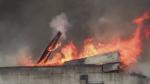 South London fire