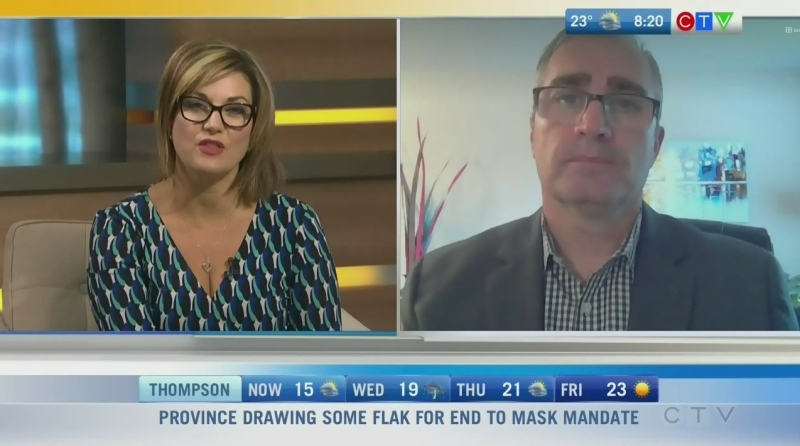 Business reacts to end of mask mandate