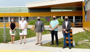 The federal and provincial governments are providing more than $7 million to Sault Ste. Marie school boards, in an effort to help them create a safer environment for returning students this fall. (Supplied)