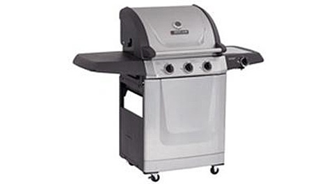 The U.S. Consumer Product Safety Commission released this image of a Perfect Flame SLG Series gas grill, model number SLG2008A.
