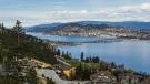 A view of the bridge over Okanagan Lake between West Kelowna and Kelowna, B.C., is shown. (Shutterstock.com)