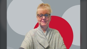 Tricia Jerome is seen in an image provided by BCLC.