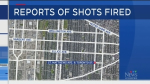 Police investigating two vehicle shootings