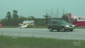 Impaired driving charges laid following crash