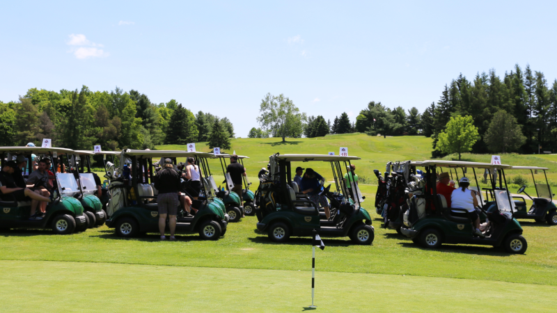 The 6th annual BR Memorial Golf Tournament takes place on Aug., 21, 2021 at the Shanty Bay Golf Club in Oro-Medonte. (Courtesy: Rob Readman)