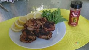 Lemon Herb Grilled Chicken