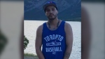 EPS says Samuel Martin, 31, went missing while swimming on the North Saskatchewan River on Saturday, July 31, 2021. (Supplied)