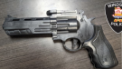 Imitation firearm seized by Windsor police. (courtesy Windsor Police Service)