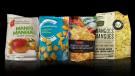 Recalled mango products