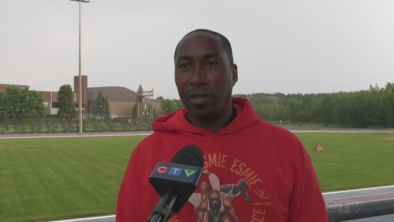 Sudbury Olympian trains the next generation