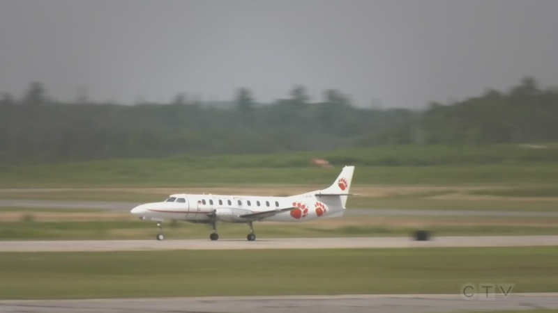 North Bay's airport gets COVID-19 relief funds