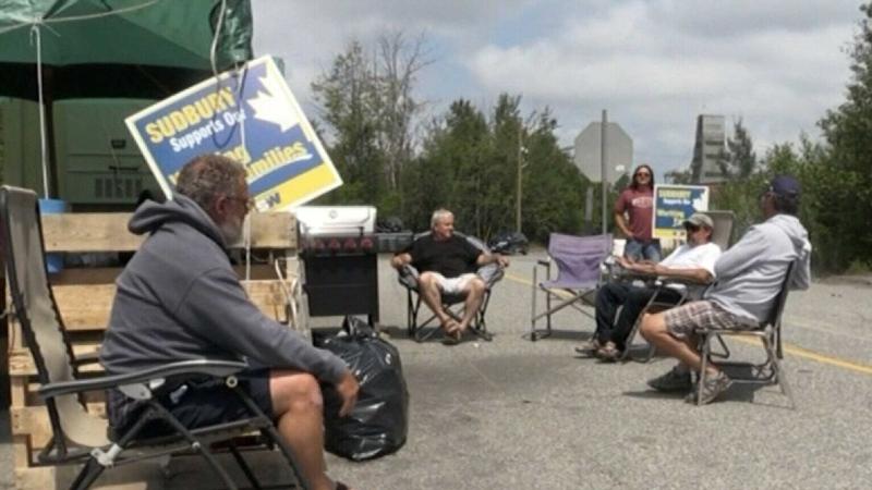 Strike ends in Sudbury as Vale workers ratify dea