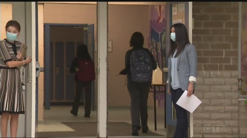 Sudbury teacher union reacts to Ford school plan