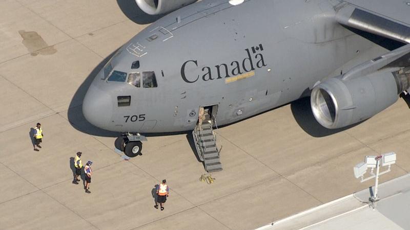 Flight of Afghan refugees