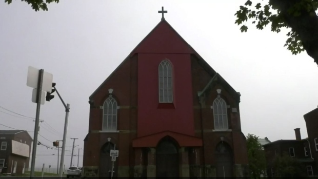 Former Saint John church to become New Brunswick's largest climbing gym - CTV News Atlantic
