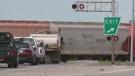 City considers relocating train tracks