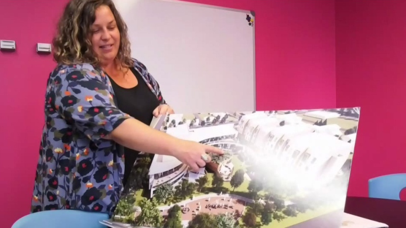 YWCA prepares for new centre