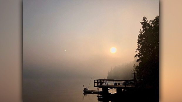 Bird Lake. Photo by Barb.