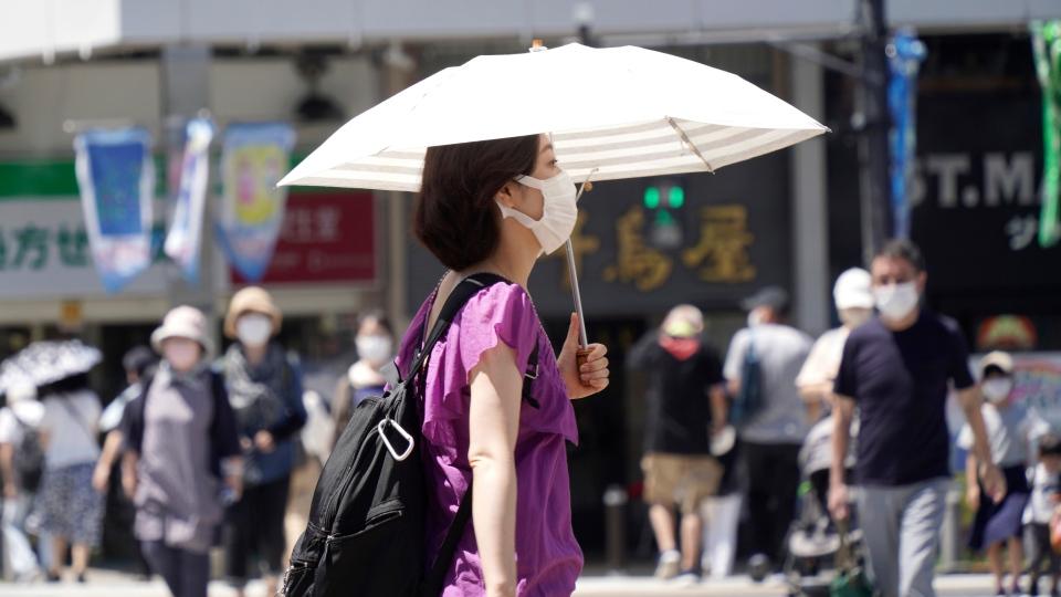 Tokyo coronavirus