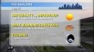 Calgary weather Aug. 5, 2021