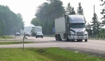 The owners of Voyageurs' Lodge & Cookhouse are calling for a major overhaul of northern highways following a fatal collision last month. (Photo from video)