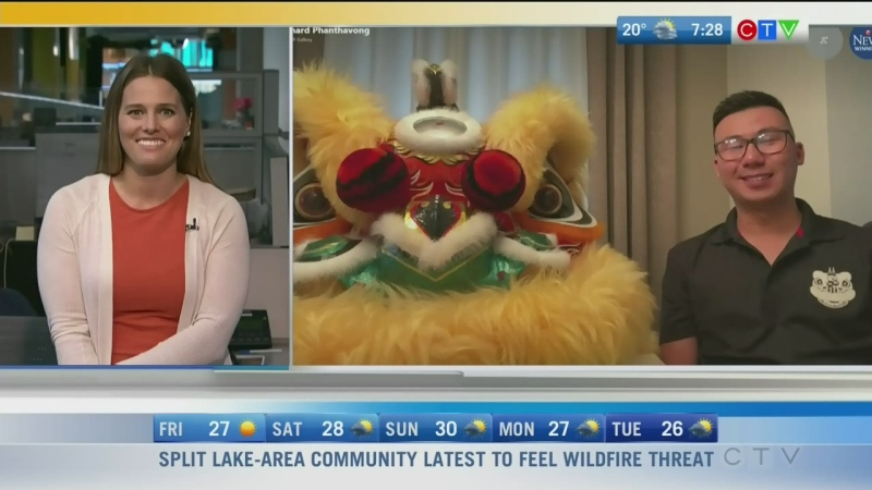 Folklorama Fusion: Flying Lion Dance Troupe