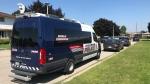 Police investigate reports of shots fired in Cambridge (Dan Lauckner / CTV Kitchener)