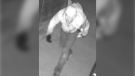 Victoria police are searching for this man in connection to a recent boat theft: (VicPD)