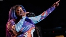 Yola performs in New York on June 3, 2021. (Charles Sykes / Invision / AP, File)
