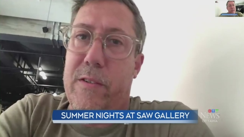 Livin' Local: Summer nights at Saw Gallery