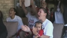 Family, friends and coaches in London had a viewing party and cheered as Warner took the decathlon's top prize. CTV's Sean Irvine was there.