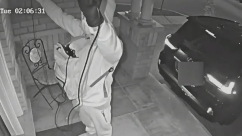 High-end vehicles targeted by thieves