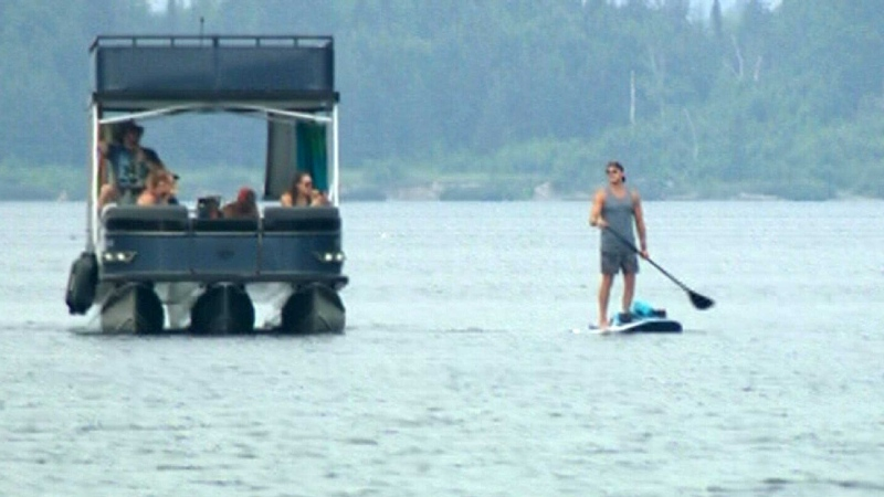 Will Aiello's Ramsey Lake journey at an end