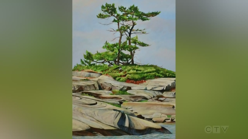 New exhibit at Manitoulin Island art gallery