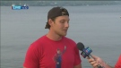 Will hits dry land as Paddle with Purpose ends