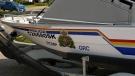 Saskatoon RCMP will begin patrolling the South Saskatchewan River with a new patrol boat. (Francois Biber/CTV Saskatoon)