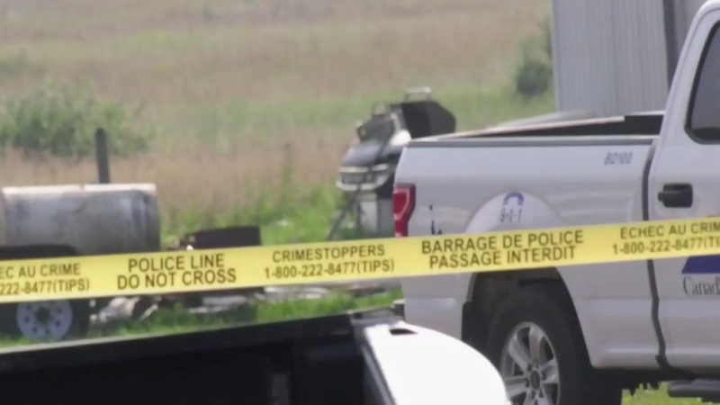 Terrifying home invasion turns deadly