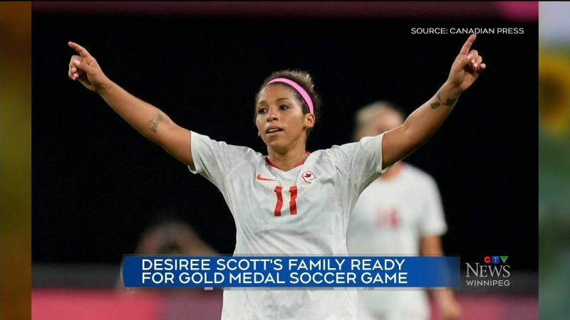 Desiree Scott