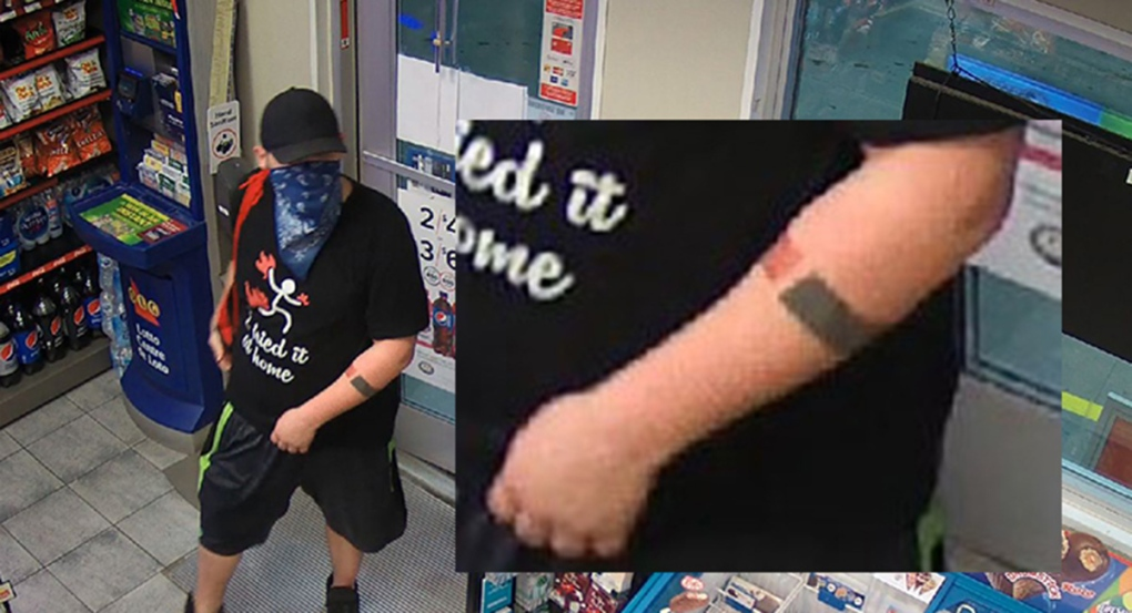 Robbery suspect 1