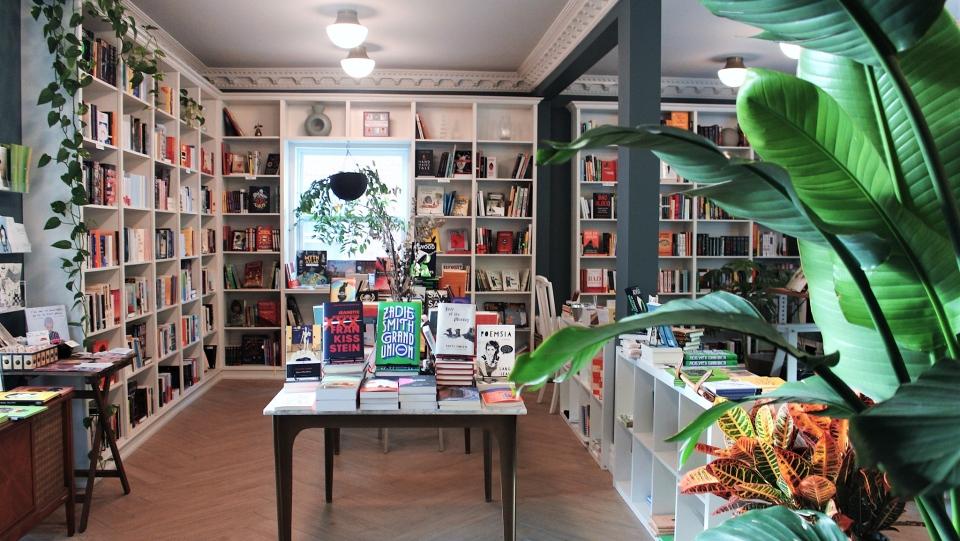 Saint Henri Books