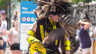 After a one-year hiatus due to the COVID-19 pandemic, the Montreal First Peoples' Festival returned on Sat., Aug. 7, 2021. (Photo: CTV Montreal/Kelly Greig)