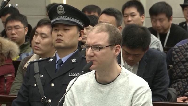 'Warning shot from China'