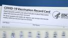 COVID-19 vaccination record (file)