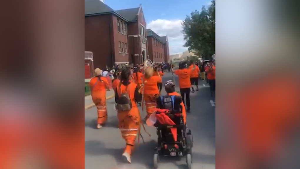 Warriors Walk Arrives