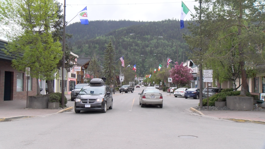downtown smithers