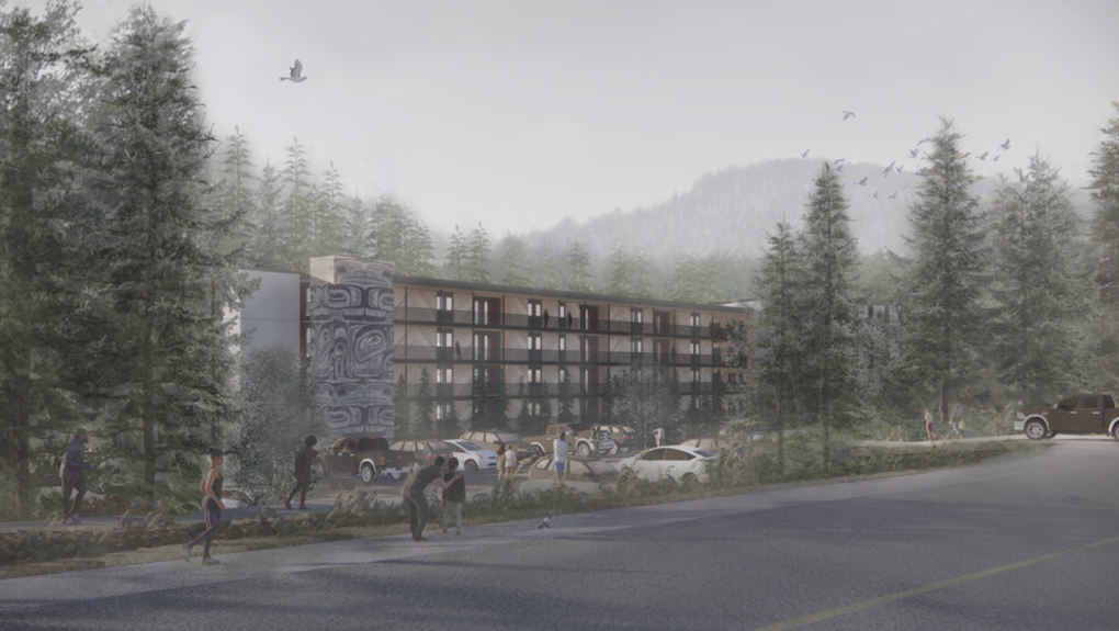 Lax Kw'alaams housing project